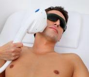 удаление волос Стоковая Фотография RF