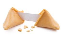 удача печенья Стоковое Фото