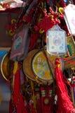 Удачливые узел, сувениры, подарок и украшение Стоковые Изображения