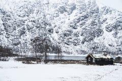 Удаленная кабина Стоковое Фото