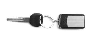 Удаленный ключ автомобиля стоковые фотографии rf