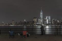 Удить в NYC Стоковое фото RF