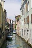 Улица в Венеции Стоковое Фото