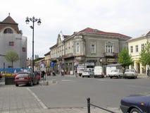 Улица в конематке Baia Стоковое фото RF