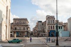 Улица Гаваны Стоковое фото RF
