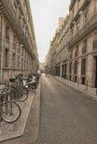 Улица европейского города Стоковые Изображения
