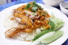 улица еды тайская Стоковое Фото