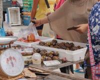 улица еды тайская Стоковые Фотографии RF