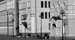 Улица здания Стоковая Фотография RF