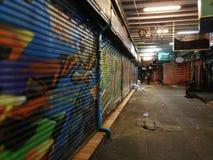 Улица искусства Стоковое фото RF