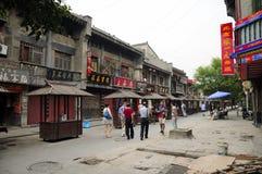 Улица искусства Xian Стоковые Фотографии RF