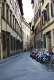 улица Италии Стоковые Изображения RF