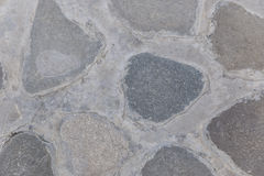 Улица каменной кладки Стоковые Фотографии RF