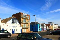 Улица Кент Великобритания городка дела стоковые изображения