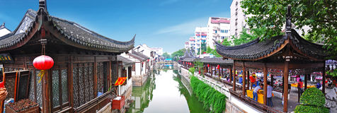 Улица Китая старая Стоковое Изображение RF