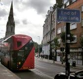 Улица Лондона стоковые изображения