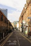 Улица Лондон моды Стоковая Фотография