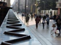 Улица мексиканца городская Стоковое Фото
