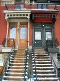 Улица Монреаля стоковое изображение