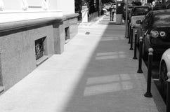 Улица Москвы стоковая фотография rf