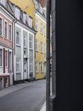 Улица наземного ориентира Стоковая Фотография RF