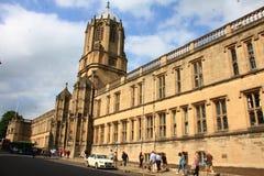 Улица Оксфорда Стоковое Изображение RF