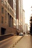 Улица Пекина Wangfujing коммерчески стоковые изображения rf