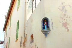 Улица пинка Монако стоковые фото
