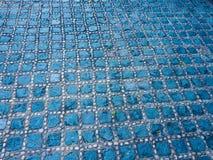 Улица плитки текстуры Стоковая Фотография RF