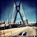 Улица Сан-Паулу Стоковые Изображения