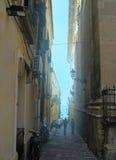 Улица Сиракуза старая Стоковое Фото