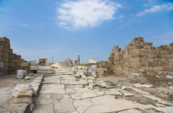 Улица Сирии на Laodikeia Стоковое фото RF