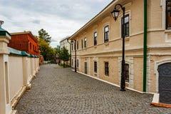 Улица старого города Стоковая Фотография