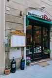 Улица Флоренс Стоковые Изображения RF