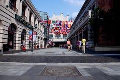 Улица Хана, Стоковое Изображение