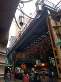 Улица Чикаго Стоковые Фото