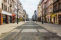 Улица 3-ье мая Стоковые Изображения