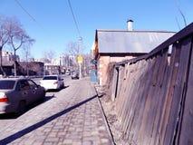 улица Стоковая Фотография RF