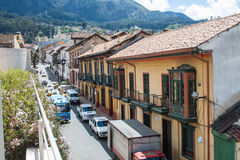 Улица «Cabdelaria» Стоковое Изображение RF