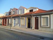 Улица Ferragudo Стоковые Фото