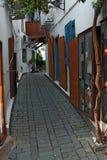 Улица Kas Стоковая Фотография RF