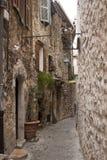 Улица Midieval стоковое фото rf
