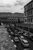 улица rome стоковые изображения rf