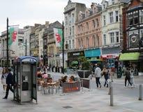 Улица St Mary Стоковая Фотография RF