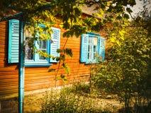 улица toronto деревенского дома Канады Стоковое фото RF