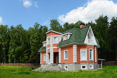 улица toronto деревенского дома Канады Стоковое Фото