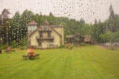 улица toronto деревенского дома Канады Стоковые Изображения