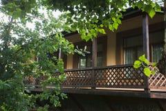 улица toronto деревенского дома Канады Стоковые Фотографии RF