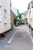 Улицы города Кембриджа Стоковые Изображения