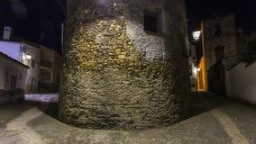Улицы деревни Стоковое Изображение RF